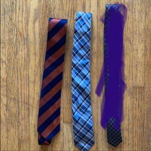 Bundle of Designer Ties
